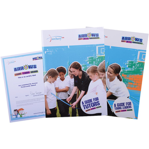 Arrows Archery - Guide for Young Leaders Award