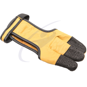 Buck Trail Kangaroo Leather Shooting Glove