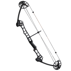 Mission Compound Bow - Rally - L/H Black 50lbs