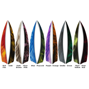 Ozark Feather Fletchings - Bag of 100