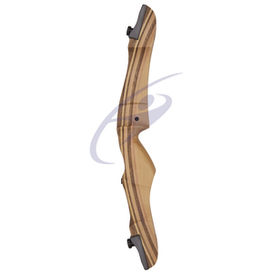 "Core Wooden Recurve Riser - For 48"" to 70"" bows"
