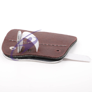 A & F Barebow Leather Tab