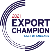 East of England Export Champion 2020